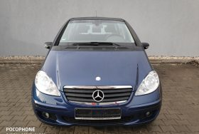 Marcedes Benz 150i 70kw, dovoz aut www.autolm.cz