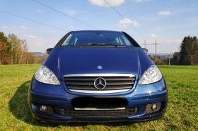 Mercedes Benz A150i Dovoz automobilů www.autolm.cz